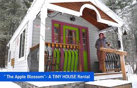 100 tiny home airbnb apple blossom cottage a tiny the apple blossom cottage a tiny house for rent https www