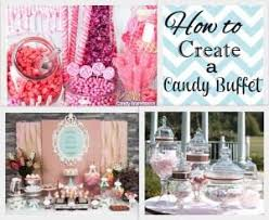 Diy Candy Buffet by Best 20 Diy Candy Buffet Ideas Ideas On Pinterest Candy Table