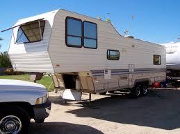 5th wheel campers prowler regal 5th wheel travel trailer rv