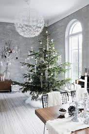 White Christmas Tree Green Decorations by Top Silver And White Christmas Decoration Ideas Christmas