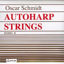 amazon com oscar schmidt asb stainless steel autoharp strings