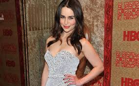 thrones u0027 beauty emilia clarke leads list of most desirable women