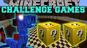 Challenge Minecraft Minecraft Water Challenge Lucky Block Mod Modded