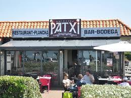 restaurant anglet chambre d amour chez patxi