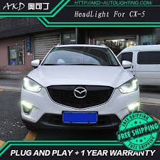 brand new mazda akd brand new styling for mazda cx 5 headlights 2013 2016 japan