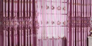 types of purple 5 types of purple sheer curtains