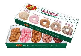 where to buy jelly beans krispy kreme and jelly belly just created donut flavored jelly