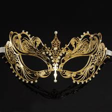 gold masquerade mask masquerade masks for prom party masks usa free shipping