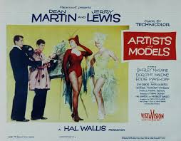 amazon com artists and models dean martin jerry lewis shirley