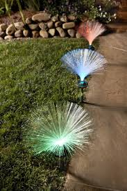 Solar Plant Lights by Solar Patio U0026 Pathway Lighting Cabin Living