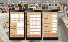 Estimating Flooring Costs by Flooring Bid Calculator Android Apps On Play