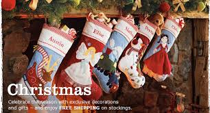 Free Shipping Pottery Barn Pottery Barn Kids Christmas Stockings 16 99 Free Shipping My