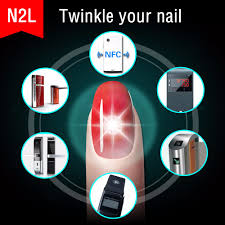 jakcom n2l smart nail 2017 new product of artificial fingernails