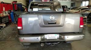 nissan titan led flashing stop lights and led turnsignals youtube