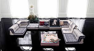 canapé mah jong imitation 10 canapés design ou de style contemporain