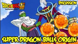 dragon ball super super dragon balls origin discussion