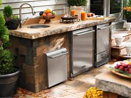 incredible outdoor kitchen ideas on a budget also pictures trends