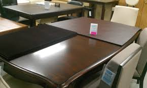 Elasticized Table Cover Custom Table Pads For Dining Room Tables Home Design