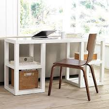 Narrow Desks For Small Spaces Desks For Small Spaces Solution For The Narrow Home Dalcoworld