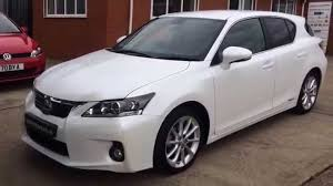 lexus ct 200h 1 8 f sport 5dr auto 2011 61 lexus ct 200h 1 8 se l 5dr cvt auto sorry now sold