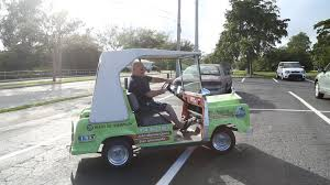 a love of golf carts sun sentinel