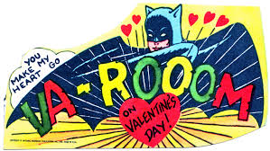 your with batman cards from the 60s fanboy