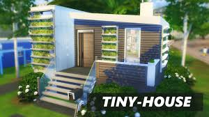 4 Bedroom Tiny House The Sims 4 Tiny House Build 2xbedrooms Youtube