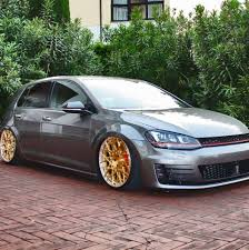 volkswagen golf custom golf 7 tuning by k custom facebook