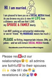 Seeking Not Married 25 Best Memes About Family Marriage