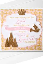 Disney Princess Invitation Cards Best 25 Princess Party Invitations Ideas On Pinterest Princess