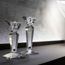 candelieri in cristallo em祺 italia collezioni diffusori ambiente cristalli
