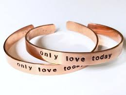 copper bracelet images Only love today copper bracelet hands free mama jpeg
