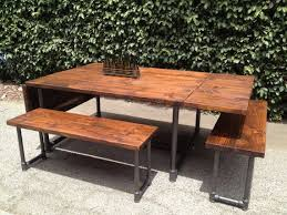 galvanized pipe table legs image result for drop leaf table pipe legs kitchen pinterest