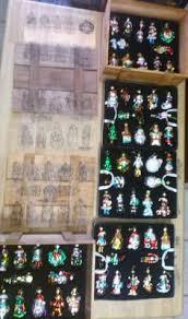 2003 pacconi collection 48 mini ornaments