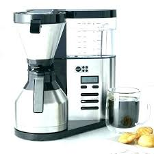 Bonavita 8 Cup Coffee Maker With Thermal Carafe Reviews Makers