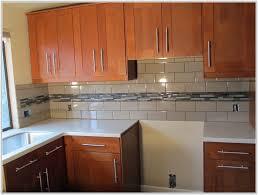 accent tiles for kitchen backsplash kitchen backsplash subway tile with accent tiles home design
