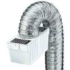 Clothes Dryer Vent Parts Amazon Com Deflecto Dryer Lint Trap Kit Supurr Flex Flexible