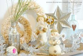 my favorite christmas vignettes town u0026 country living