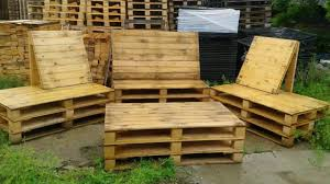 40 pallet outdoor furniture ideas youtube