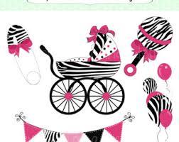 zebra baby shower baby shower zebra clipart clipartxtras