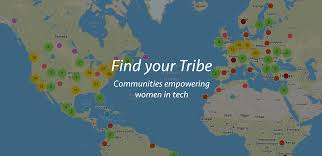Florida Tech Map by Women In Tech Communities Around The World