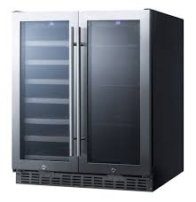 under cabinet beverage refrigerator summit swbv3001 30 wide built in undercounter wine and beverage