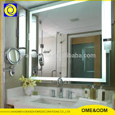 Bathroom Mirror With Clock Led Bathroom Mirror With Digital Clock Led Bathroom Mirror With