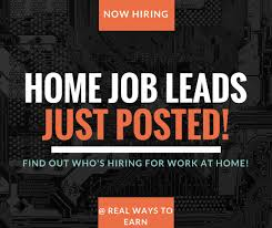 Design Works At Home Work At Home Job Leads See Who U0027s Hiring Today