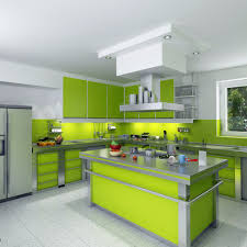 attractive acrylic kitchen furniture 2017 with creative designs