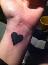 100 heart tattoo on wrist meaning celebrity hand wrist