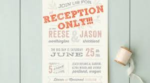 wedding reception wording reception card wording for hors d oeuvre reception