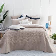 camden linen coverlet set pillow talk