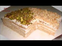 cuisine rapide sans four خبزة قاطو تونسية سريعة ولذيذة بدون فرن gâteau tunisien facile et