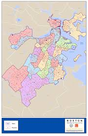Map Of Boston Harbor by Electoral Maps Boston Planning U0026 Development Agency